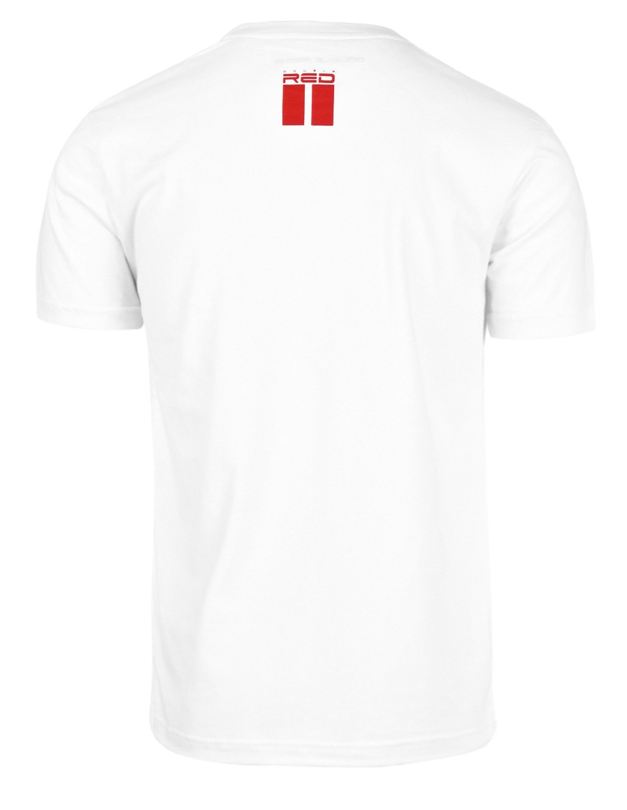 Limited Edition Miroslav Štrbák T-Shirt Slim Fit White