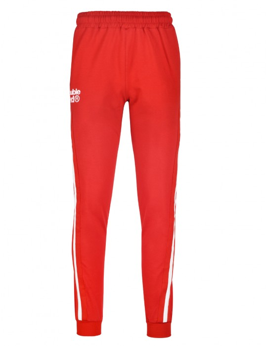Sweatpants FABULOUS Red
