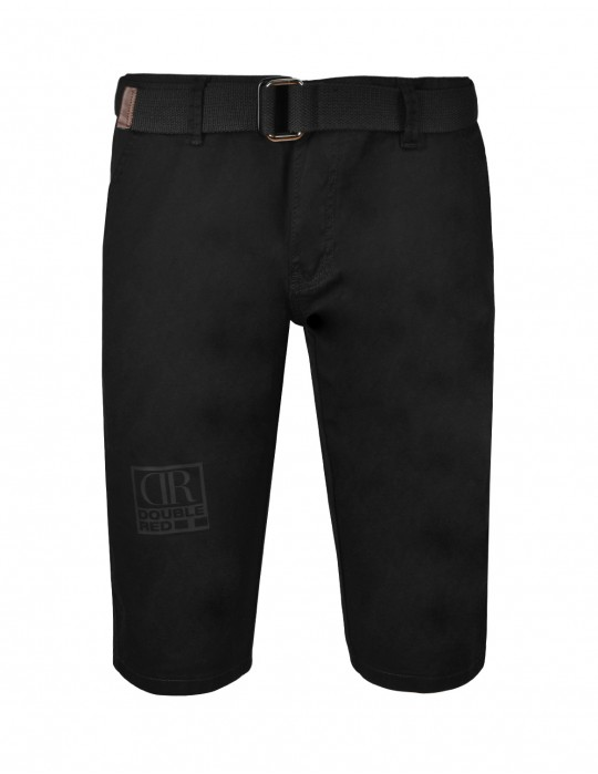 Limited Black Bermuda Shorts